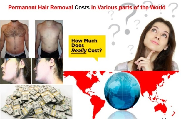 Permanent Hair Removal Cost Price List For Full Body Face At Home
